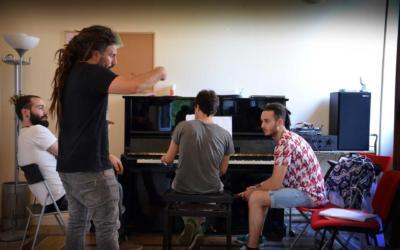 Armonia Applicata con Francesco Carusi