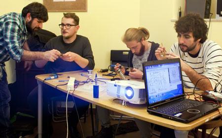 Corso di fonia laboratorio di elettronica
