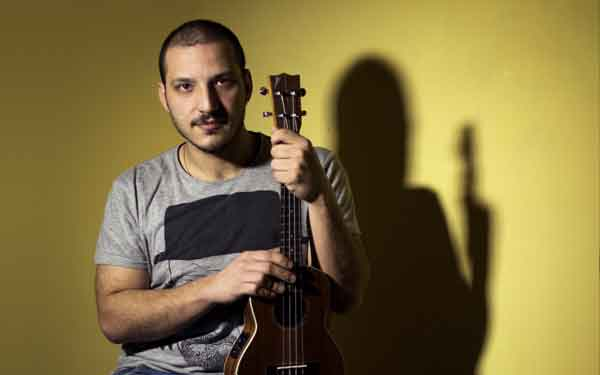 Vincenzo Fucito lezioni di ukulele