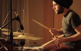 Davide Sollazzi lezioni di Batteria Jazz Pop e Rock