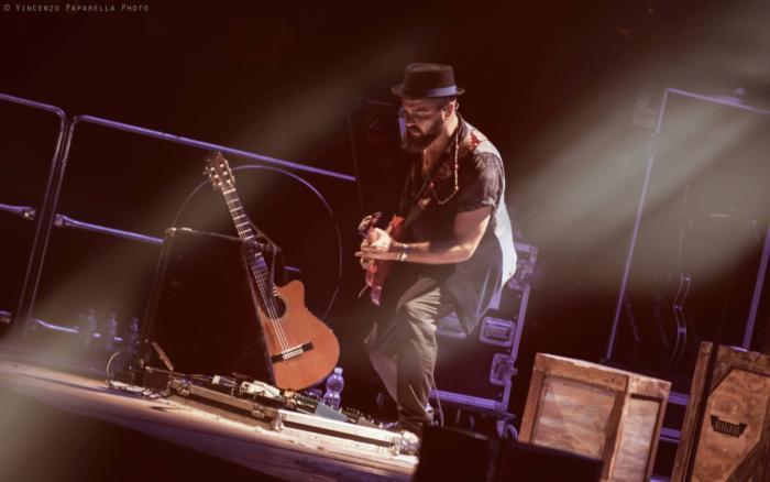 Alessandro Chimienti lezioni di Chitarra Rock e Folk