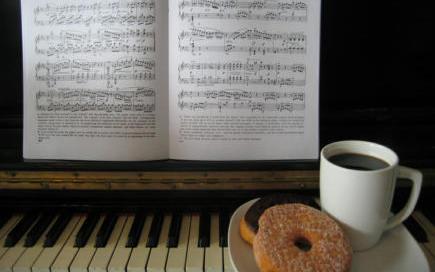 lezioni musica mattina