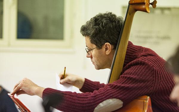 Andrea Avena Corsi teorici